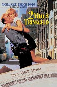 "Poster for the movie ""2 Millionen Dollar Trinkgeld"""
