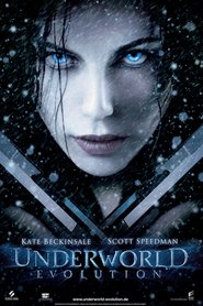 "Poster for the movie ""Underworld: Evolution"""