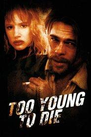 """Poster for the movie """"Zum Sterben viel zu jung"""""""