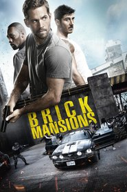 "Poster for the movie ""Brick Mansions"""