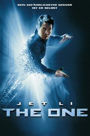 """Poster for the movie """"The One"""""""