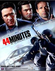 """Poster for the movie """"44 Minuten – Die Hölle von Nord Hollywood"""""""