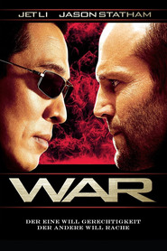 """Poster for the movie """"War"""""""