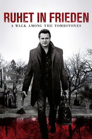 """Poster for the movie """"Ruhet in Frieden - A Walk among the Tombstones"""""""