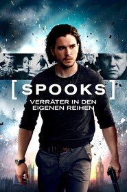 "Poster for the movie ""Spooks - Verräter in den eigenen Reihen"""