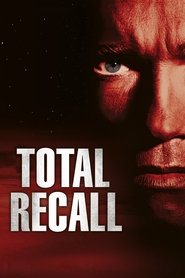 "Poster for the movie ""Total Recall - Die totale Erinnerung"""