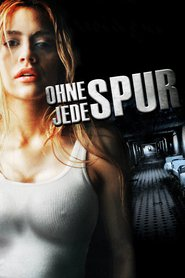 "Poster for the movie ""Ohne jede Spur"""
