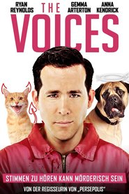 """Poster for the movie """"The Voices"""""""