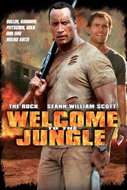 """Poster for the movie """"Welcome to the Jungle"""""""