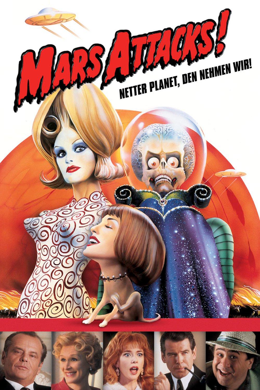 """""""Mars Attacks!"""""""