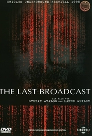 """Poster for the movie """"The Last Broadcast"""""""