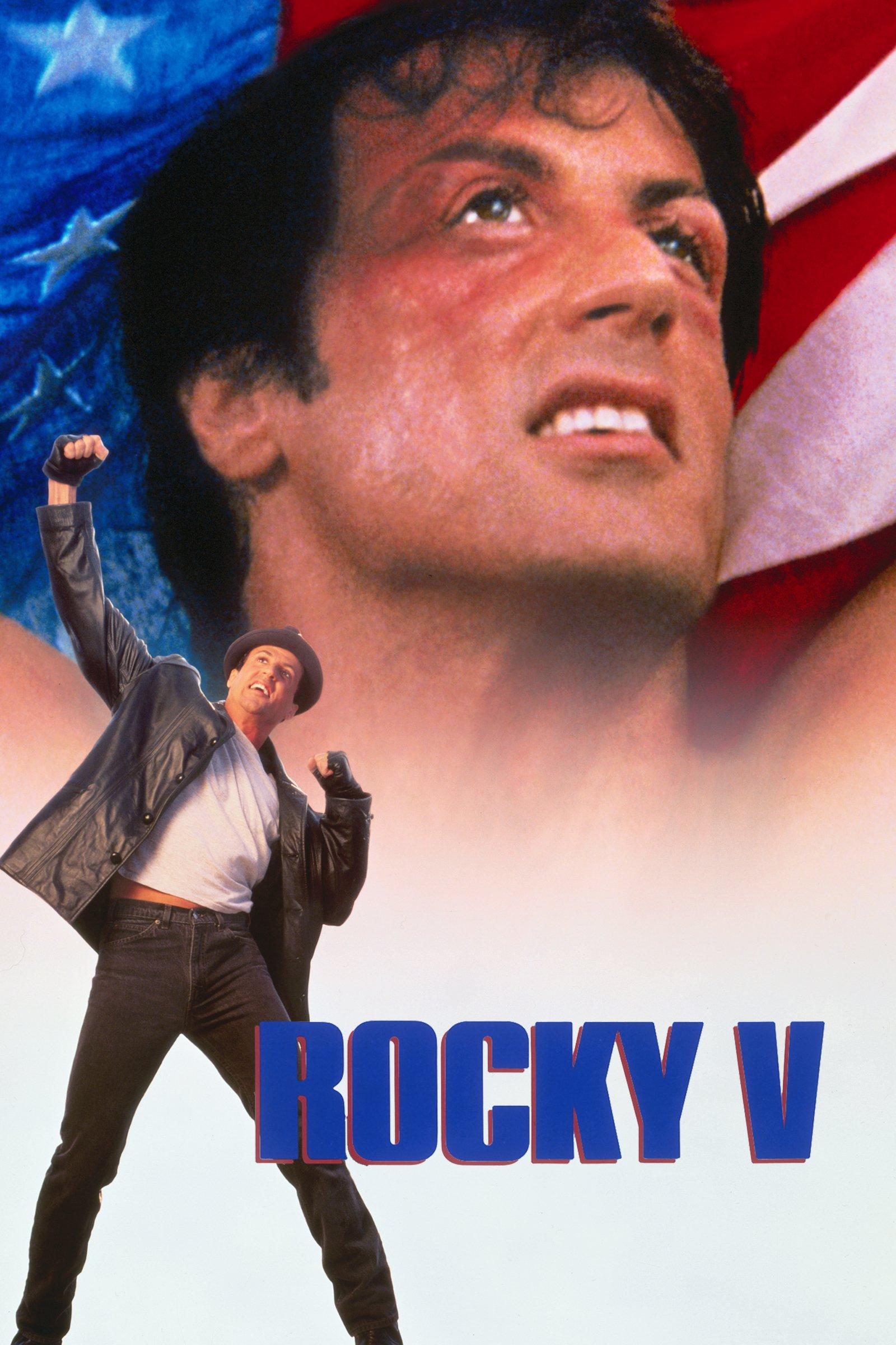 """""""Rocky V"""""""