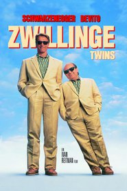 """Poster for the movie """"Twins - Zwillinge"""""""