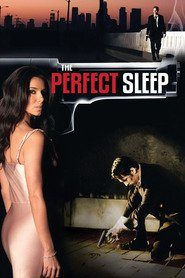 """Poster for the movie """"The Perfect Sleep"""""""