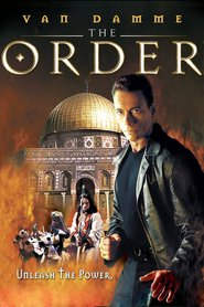 """Poster for the movie """"The Order"""""""