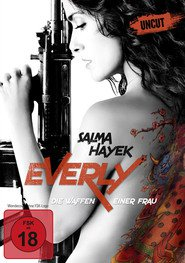 """Poster for the movie """"Everly"""""""