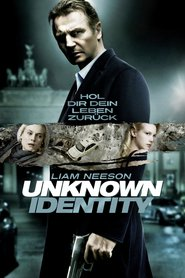 "Poster for the movie ""Unknown Identity"""