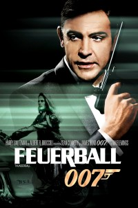 """James Bond 007 - Feuerball"""