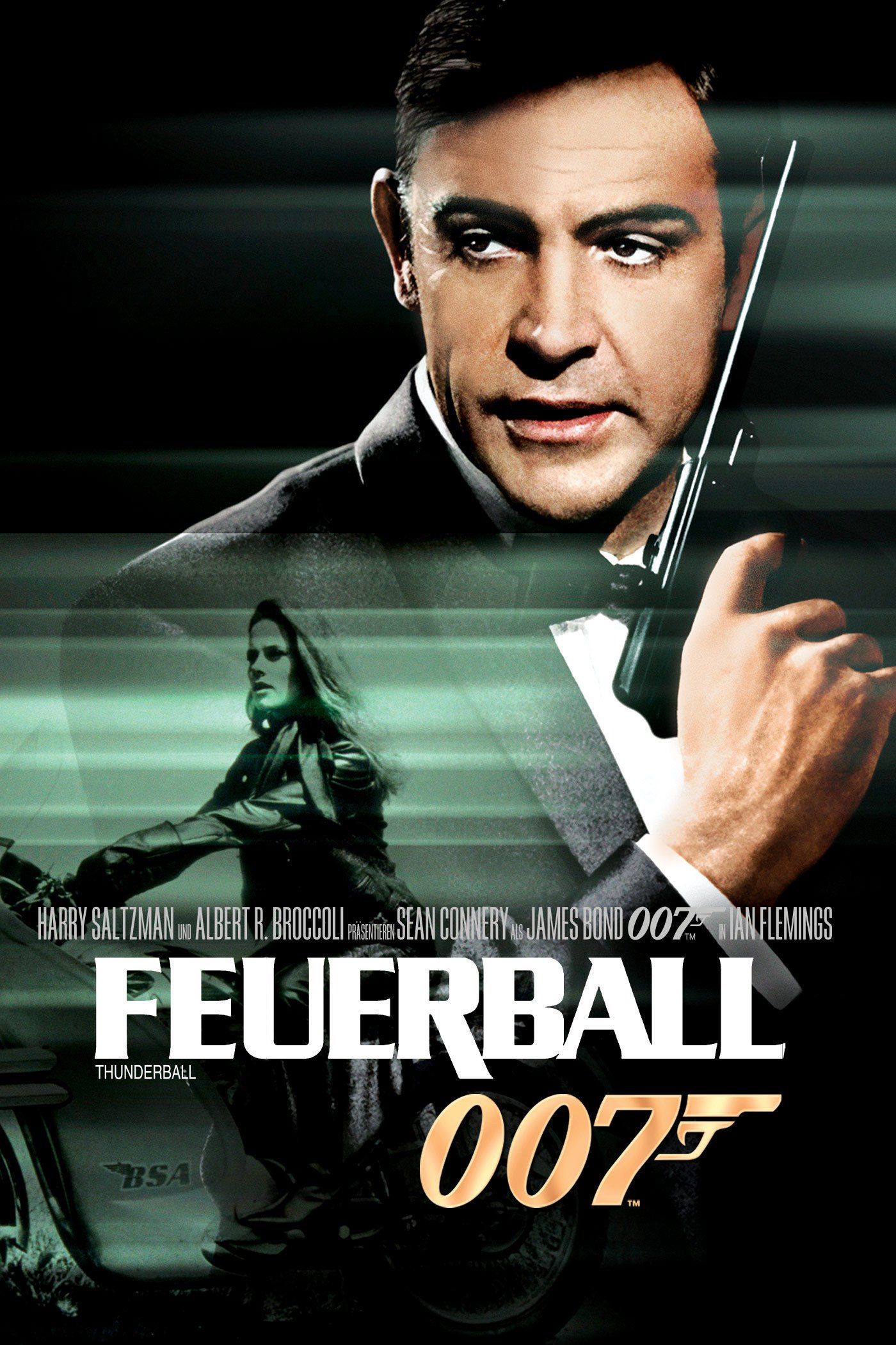 """James Bond 007 - Feuerball"""