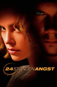 "Poster for the movie ""24 Stunden Angst"""