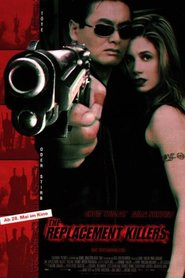 """Poster for the movie """"The Replacement Killers - Die Ersatzkiller"""""""