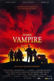 """Poster for the movie """"John Carpenter's Vampire"""""""