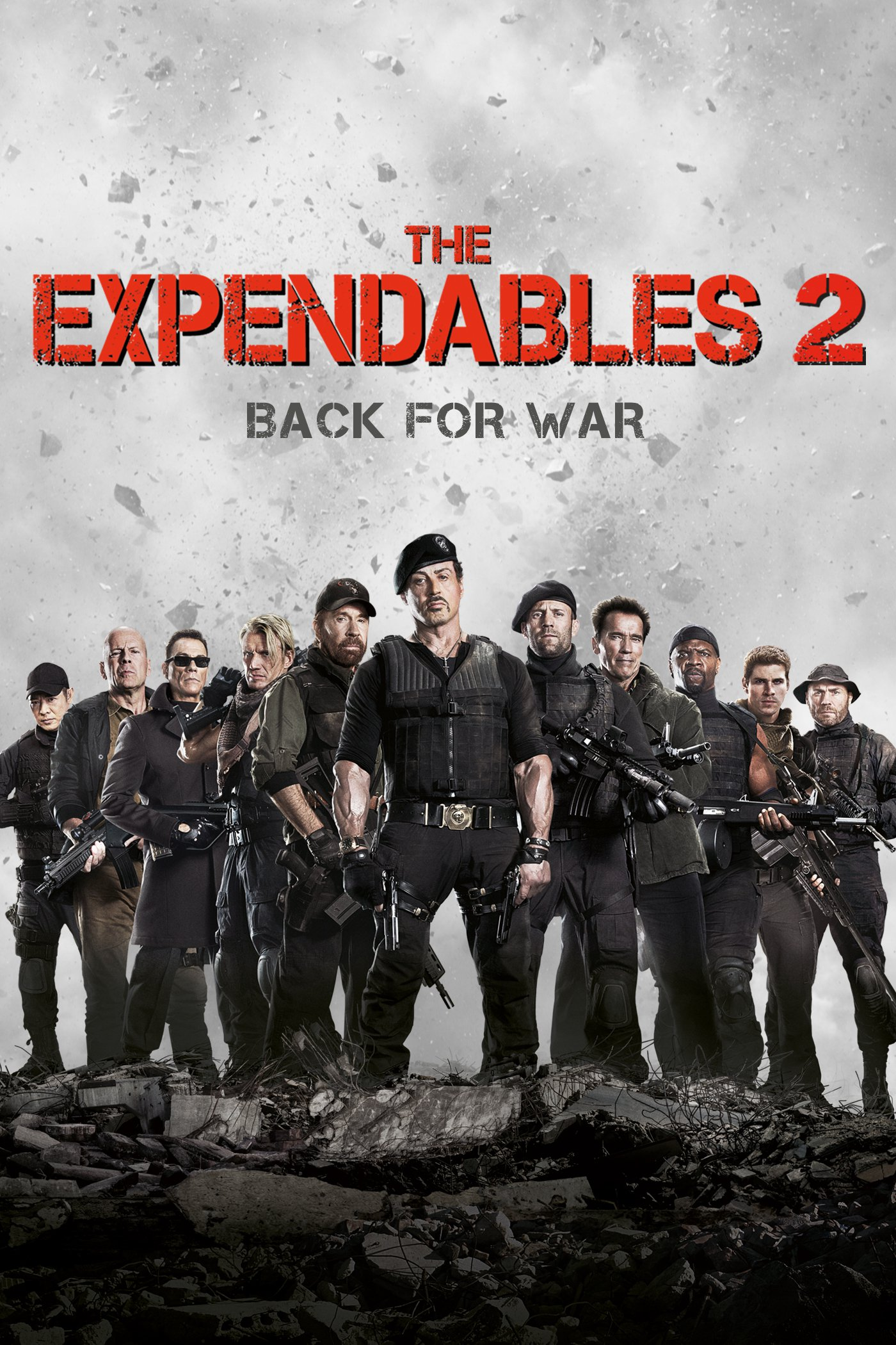 """The Expendables 2"""