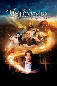 "Poster for the movie ""Tintenherz"""
