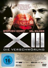 """Poster for the movie """"XIII: Die Verschwörung"""""""