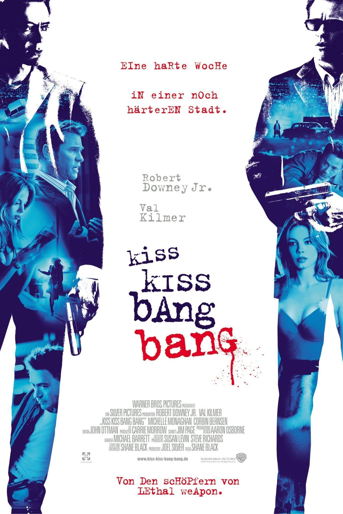 """""""Kiss Kiss Bang Bang"""""""