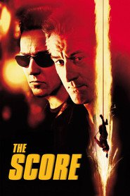"""Poster for the movie """"The Score"""""""