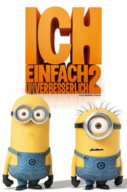 "Poster for the movie ""Ich - Einfach unverbesserlich 2"""