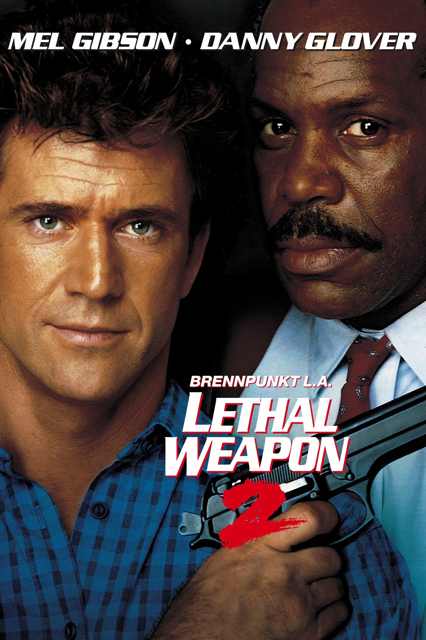 """Lethal Weapon 2 - Brennpunkt L.A."""