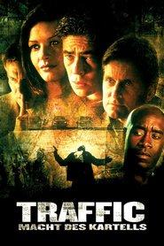 """Poster for the movie """"Traffic - Die Macht des Kartells"""""""