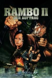 """""""Rambo II - Der Auftrag"""""""