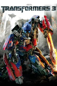 """Poster for the movie """"Transformers 3"""""""