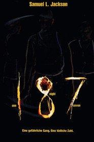 """Poster for the movie """"187 - Eine tödliche Zahl"""""""