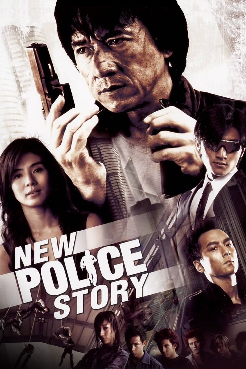 """""""New Police Story"""""""