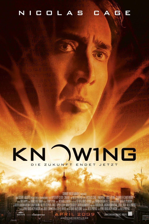 """""""Knowing - Die Zukunft endet jetzt"""""""
