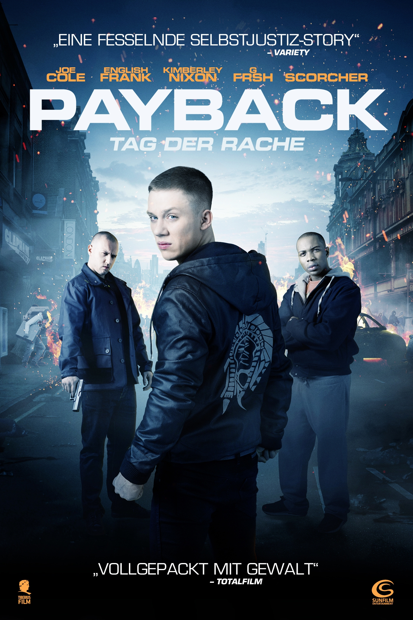 """Payback - Tag der Rache"""
