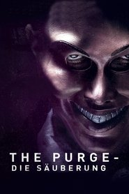 """Poster for the movie """"The Purge - Die Säuberung"""""""