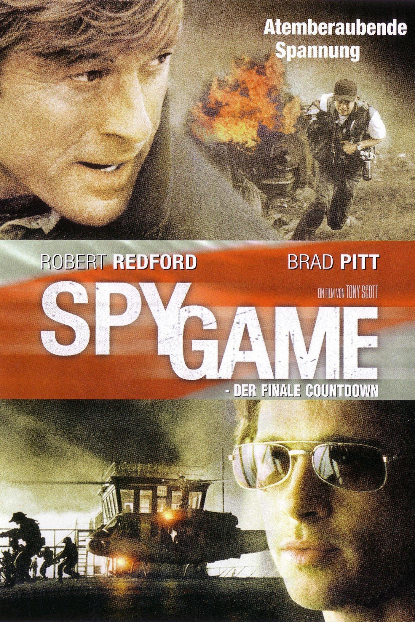 """""""Spy Game -  Der finale Countdown"""""""