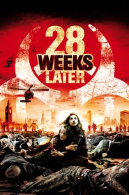 "Poster for the movie ""28 Weeks Later"""