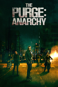 """Poster for the movie """"The Purge 2: Anarchy"""""""