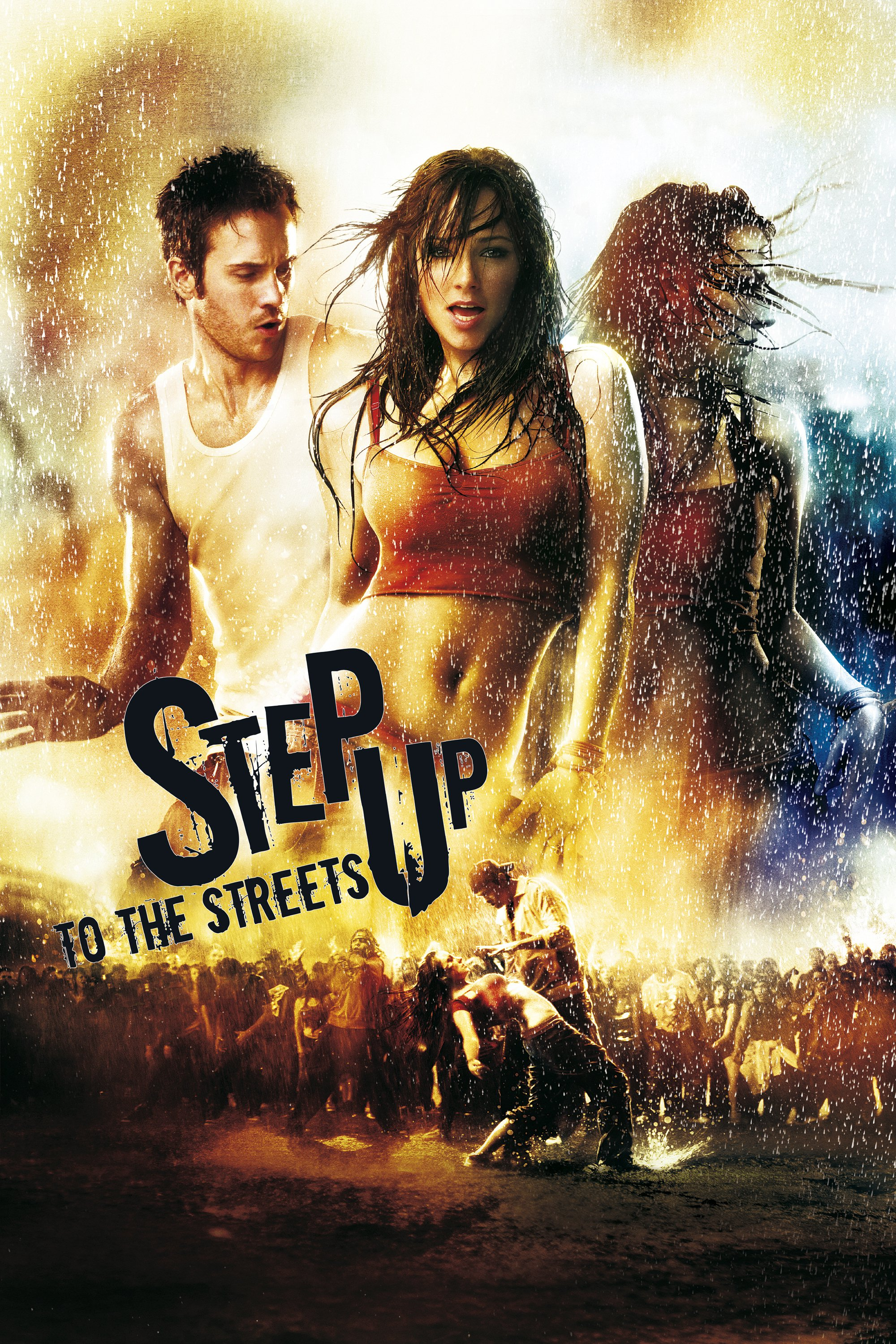 """Step Up to the Streets"""