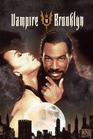 "Poster for the movie ""Vampire in Brooklyn"""