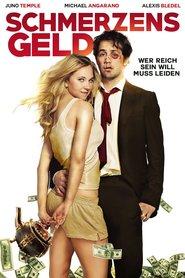 """Poster for the movie """"Schmerzensgeld - Wer reich sein will muss leiden"""""""