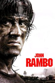 "Poster for the movie ""John Rambo"""