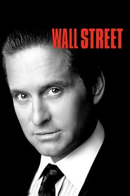 """Poster for the movie """"Wall Street"""""""