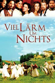 "Poster for the movie ""Viel Lärm um nichts"""